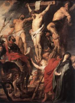 Rubens - Christ Between Two Thieves