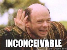Inconcievable